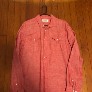 Large Express Button Up